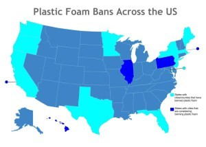 Map by: http://www.groundswell.org/map-which-cities-have-banned-plastic-foam/