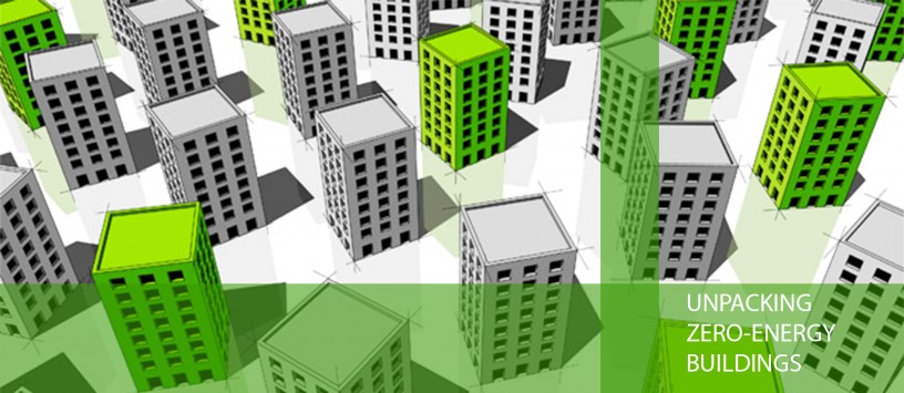 A few Green Buildings among many that are not.