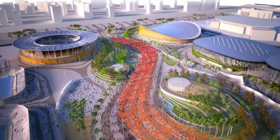 AECOM's Innovative  Sustainable Design Strategy for Rio's 2016 Olympic Masterplan